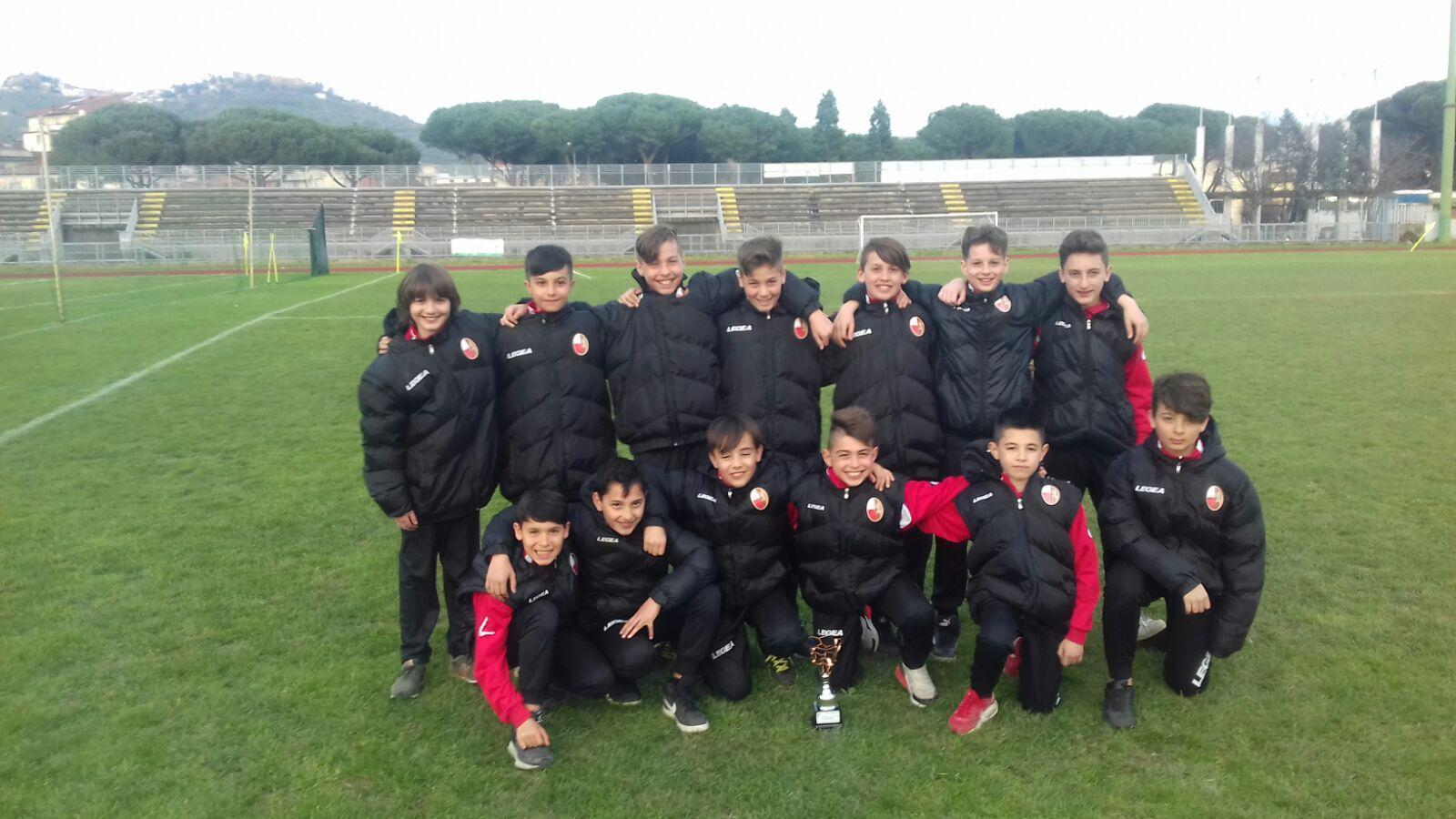 Classifica Torneo Esordienti  Villa Verucchio